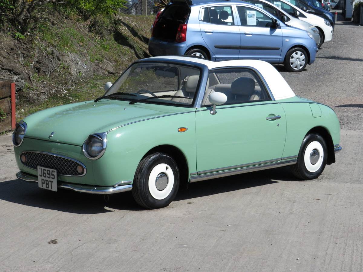1991 Stunning Nissan Figaro For Sale (picture 1 of 6)