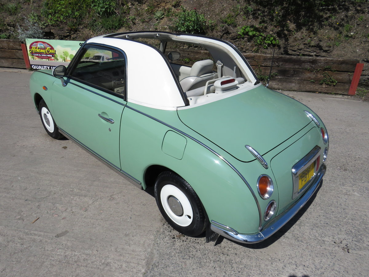 1991 Stunning Nissan Figaro For Sale (picture 2 of 6)