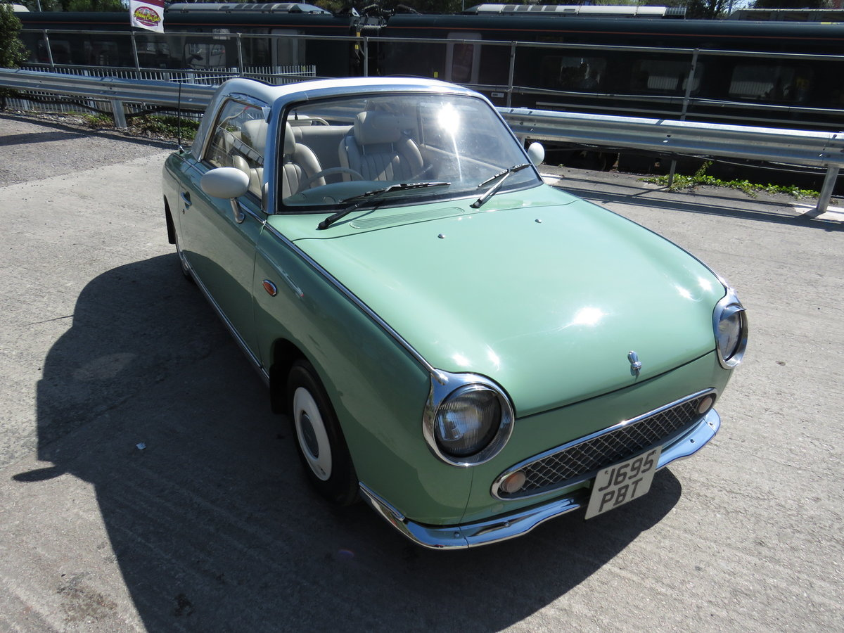 1991 Stunning Nissan Figaro For Sale (picture 6 of 6)