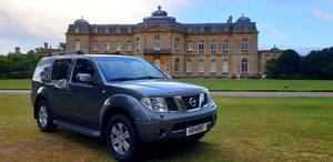 LHD Nissan Pathfinder 2.5dCi auto 7 SEATER, LEFT HAND DRIVE