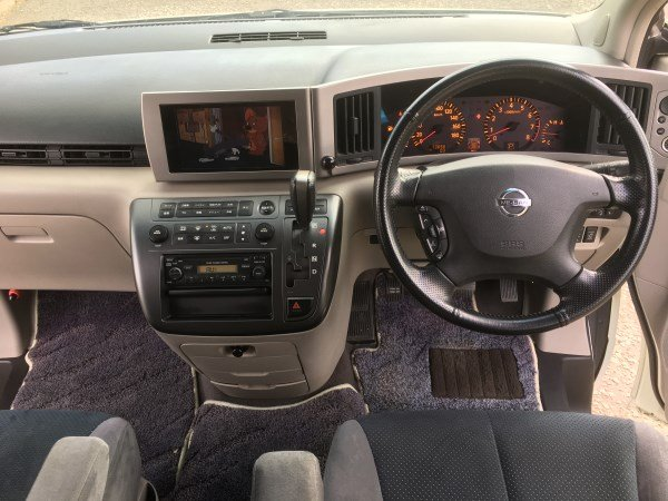 2004 FRESH IMPORT NISSAN ELGRAND RIDER AUTO 3.5 8 SEATS For Sale (picture 6 of 6)