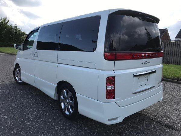 2008 FRESH IMPORT NISSAN ELGRAND HIGHWAY STAR 4WD AUTO 3.5  For Sale (picture 2 of 6)