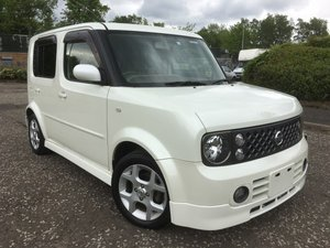 2006 FRESH IMPORT NISSAN CUBE AUTO 1.5 5 SEATS For Sale