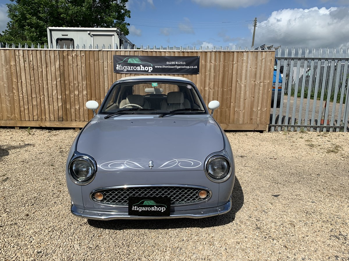 1991 Nissan Figaro Lapis Grey  For Sale (picture 1 of 3)