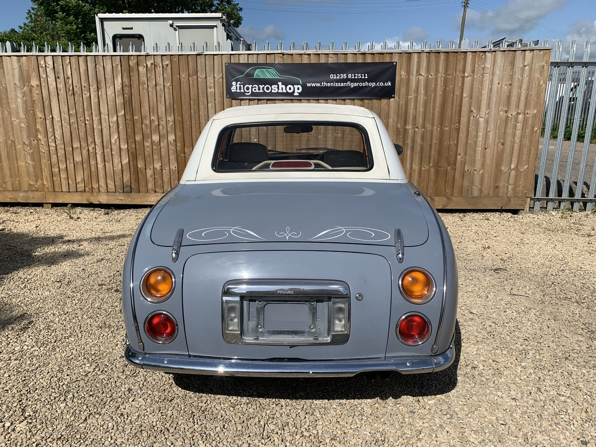 1991 Nissan Figaro Lapis Grey  For Sale (picture 2 of 3)