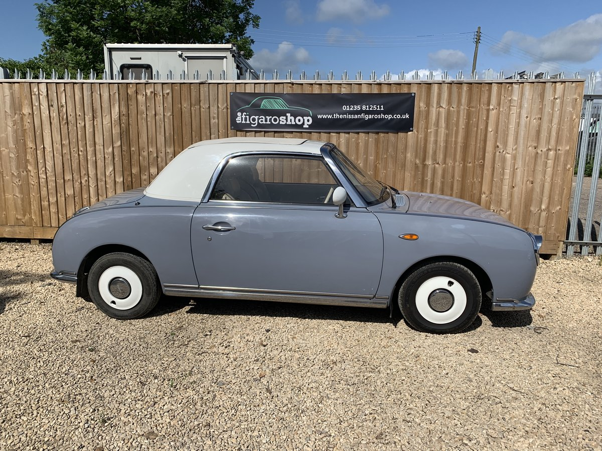1991 Nissan Figaro Lapis Grey  For Sale (picture 3 of 3)