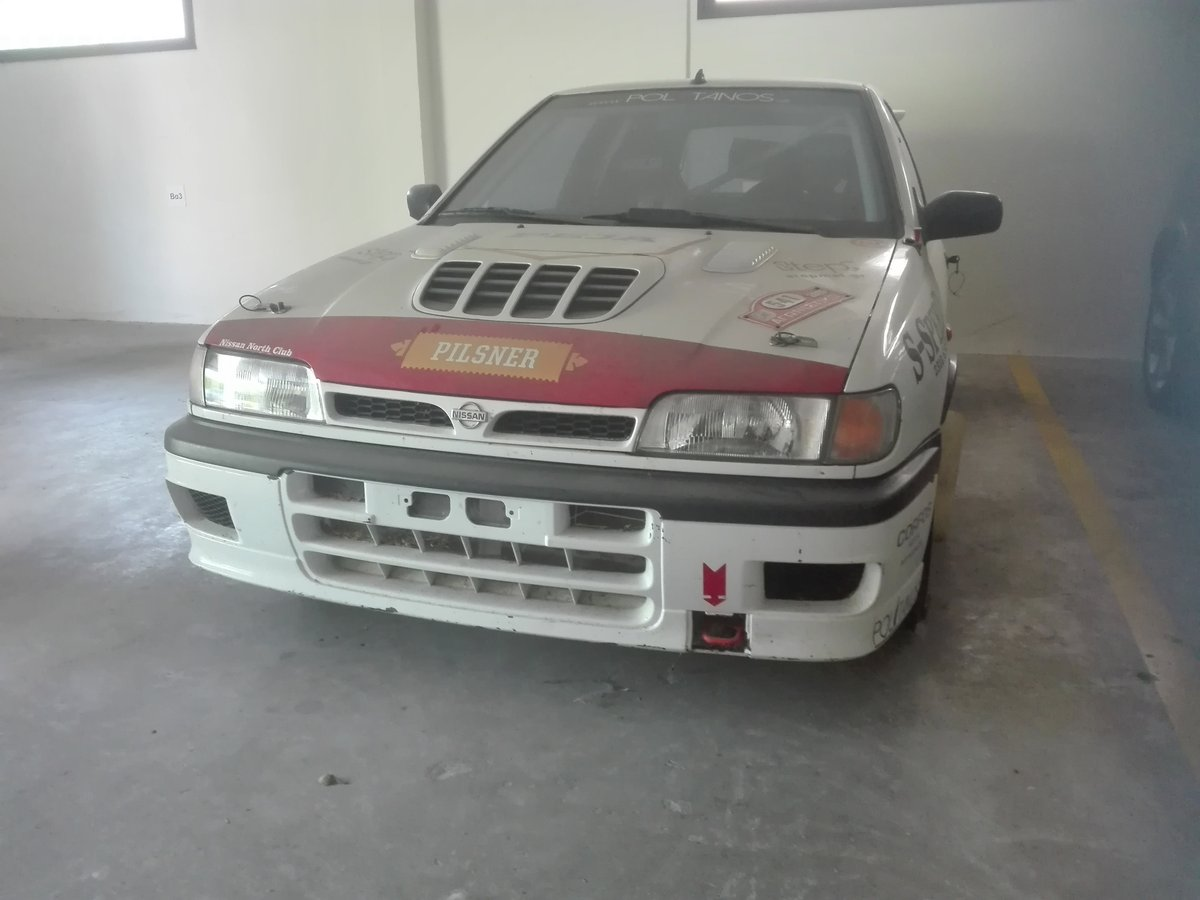 1994 Nissan Sunny GTI-R group N For Sale (picture 1 of 6)