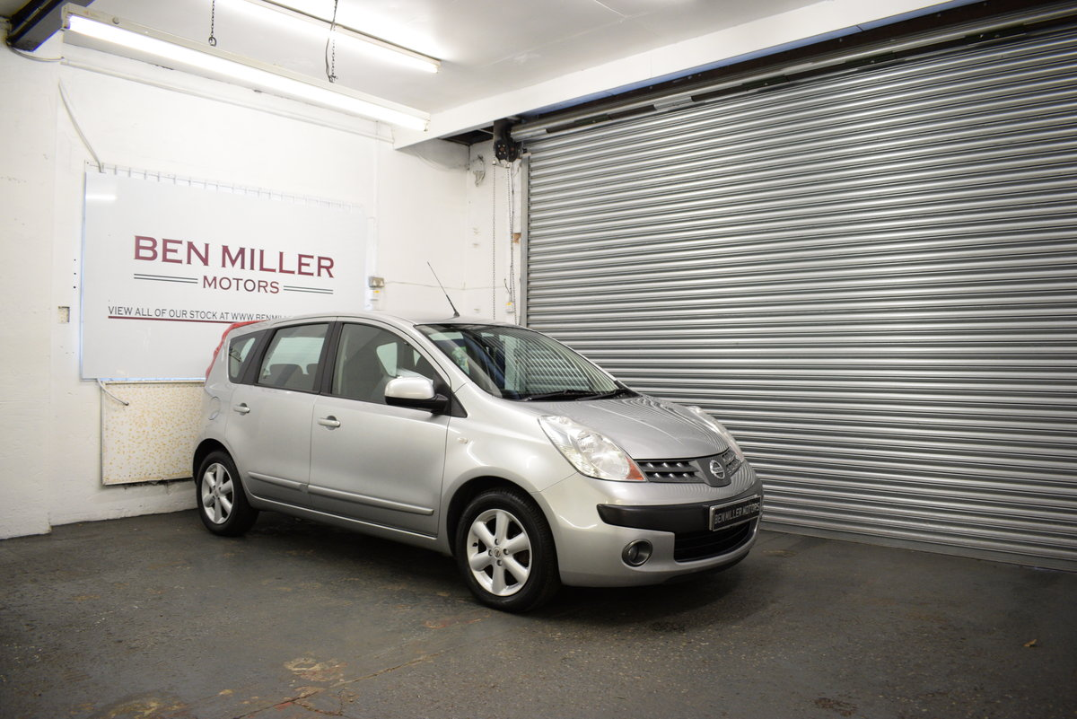 2006 Nissan Note SE Automatic 1.6 Petrol SOLD (picture 1 of 6)
