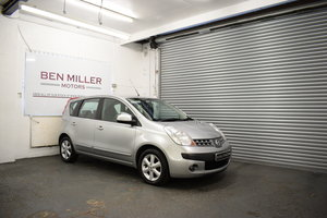 2006 Nissan Note SE Automatic 1.6 Petrol SOLD