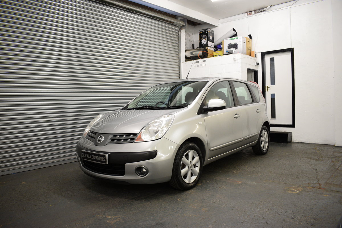 2006 Nissan Note SE Automatic 1.6 Petrol SOLD (picture 2 of 6)