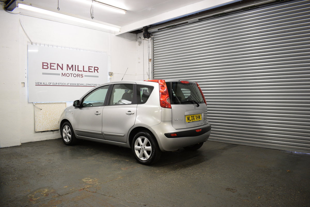 2006 Nissan Note SE Automatic 1.6 Petrol SOLD (picture 3 of 6)