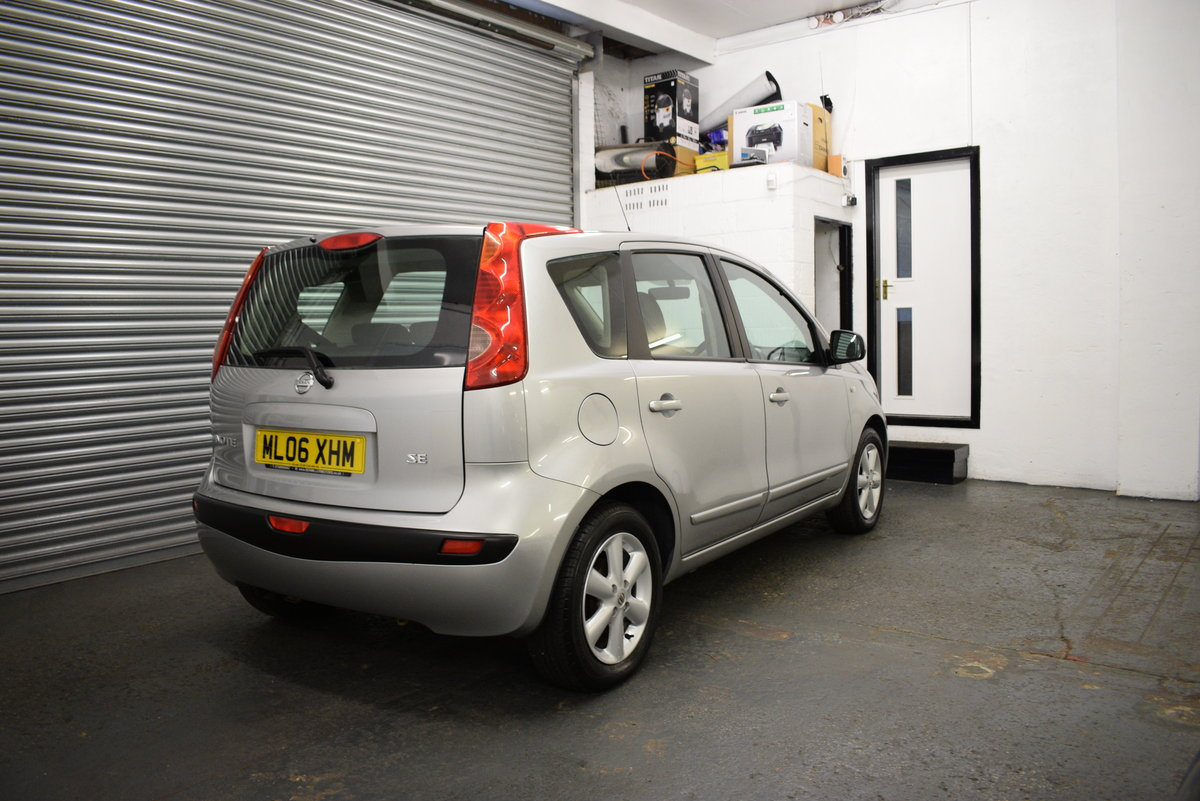 2006 Nissan Note SE Automatic 1.6 Petrol SOLD (picture 4 of 6)