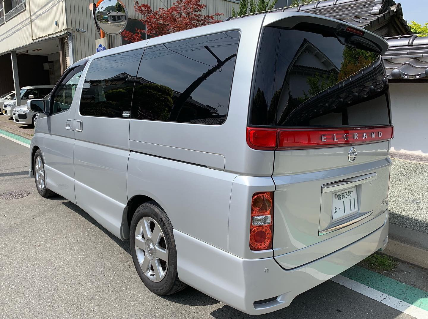 2008 Stunning Nissan Elgrand Highway Star Black Leather Edition SOLD (picture 2 of 6)