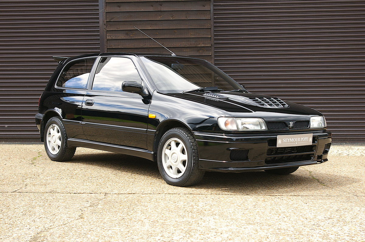 1990 Nissan Pulsar GTI-R 2.0 Turbo AWD Manual (45,609 miles) For Sale (picture 1 of 6)