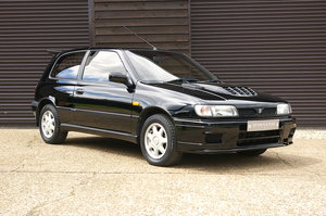 Nissan Pulsar GTI-R 2.0 Turbo AWD Manual (45,609 miles)