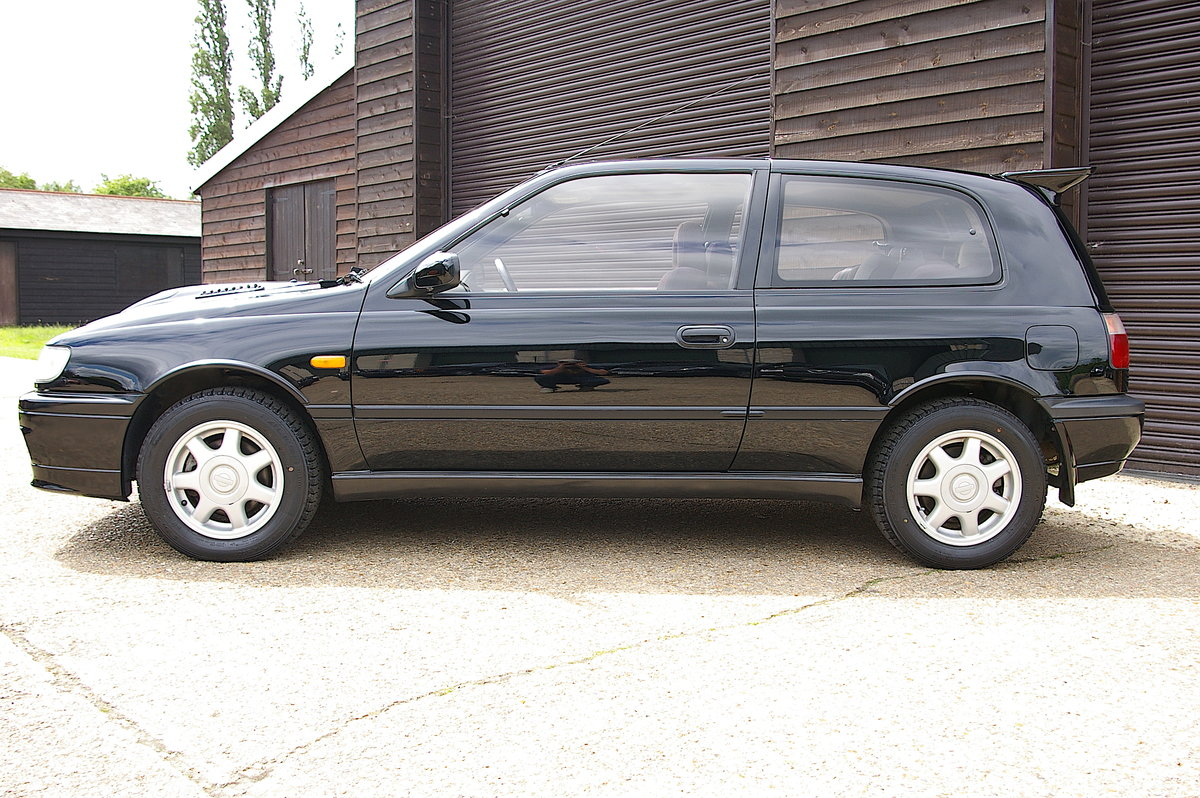 1990 Nissan Pulsar GTI-R 2.0 Turbo AWD Manual (45,609 miles) For Sale (picture 2 of 6)