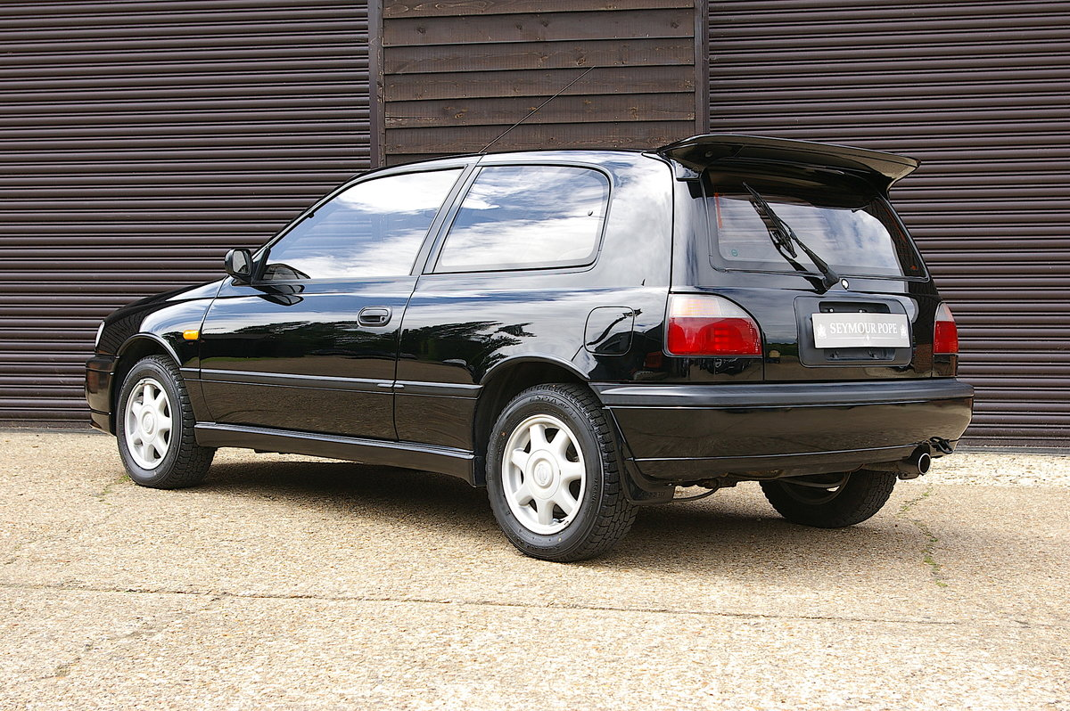 1990 Nissan Pulsar GTI-R 2.0 Turbo AWD Manual (45,609 miles) For Sale (picture 3 of 6)