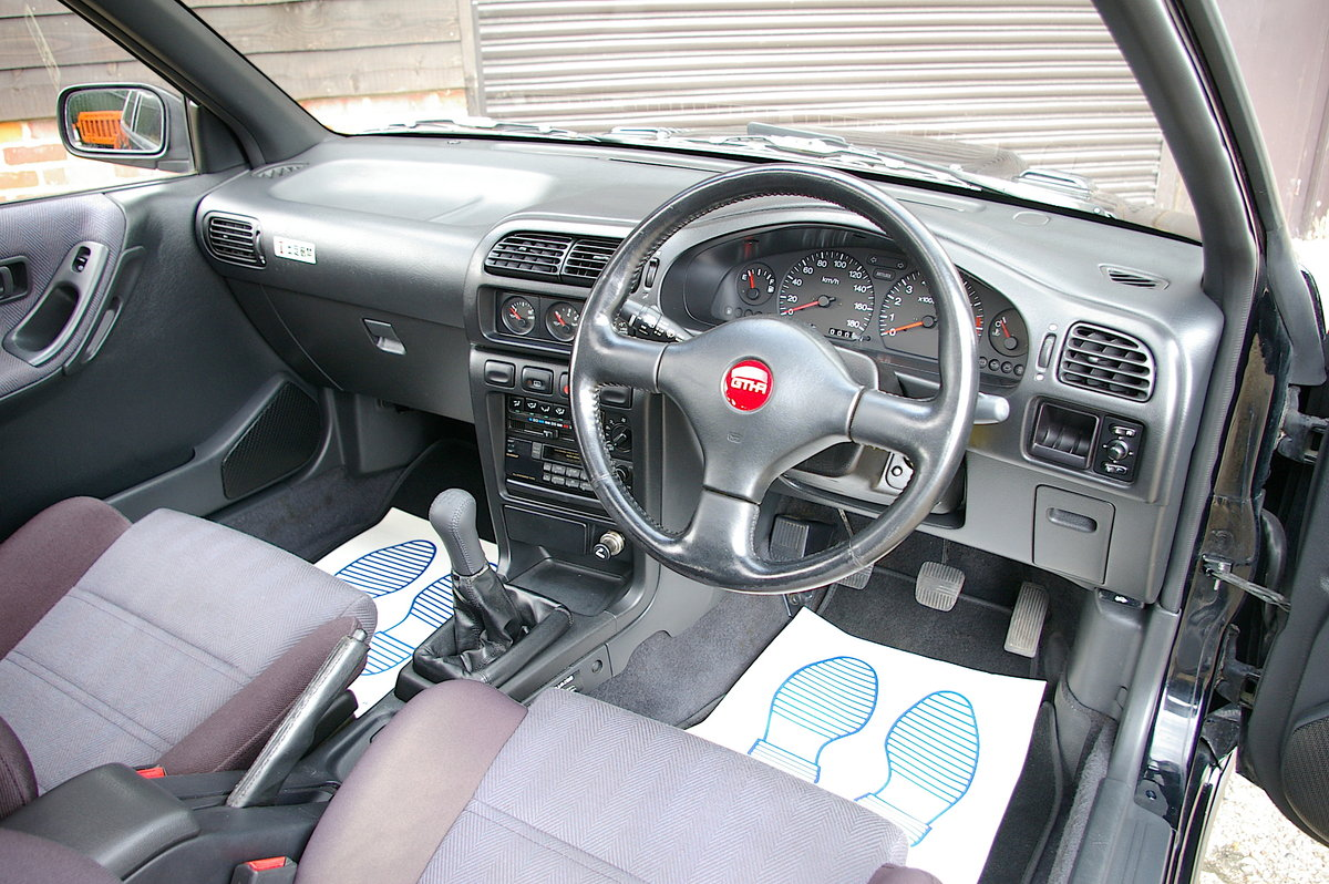 1990 Nissan Pulsar GTI-R 2.0 Turbo AWD Manual (45,609 miles) For Sale (picture 4 of 6)