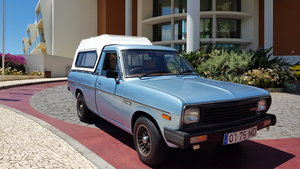 1986 Nissan 1400 RHD  Original & Unmolested  14200 Mls For Sale