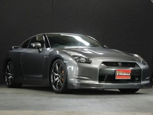 Nissan GT-R Premium Edition 2008 from Japan For Sale