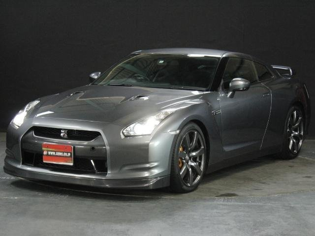 Nissan GT-R Premium Edition 2008 from Japan For Sale (picture 2 of 6)