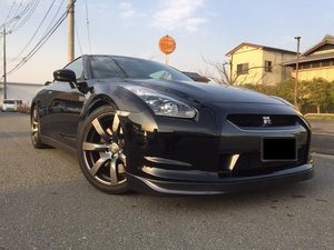 Nissan GT-R Premium Edition 2007 from Japan For Sale