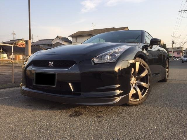 Nissan GT-R Premium Edition 2007 from Japan For Sale (picture 6 of 6)