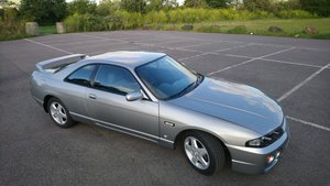 1996 Nissan Skyline R33 GTS25T (Low Mileage)  For Sale