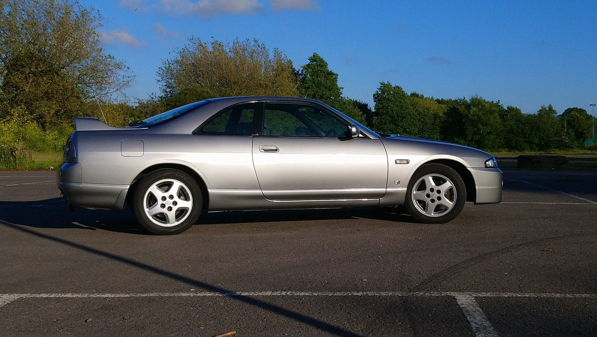 1996 Nissan Skyline R33 GTS25T (Low Mileage)  For Sale (picture 2 of 6)
