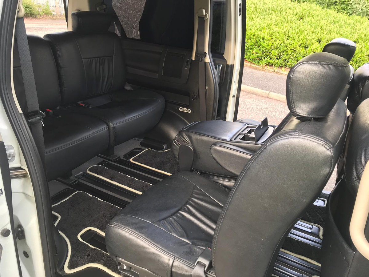 2006 FRESH IMPORT NISSAN ELGRAND RIDER 4WD AUTO 3.5 8 SEATS  For Sale (picture 4 of 6)