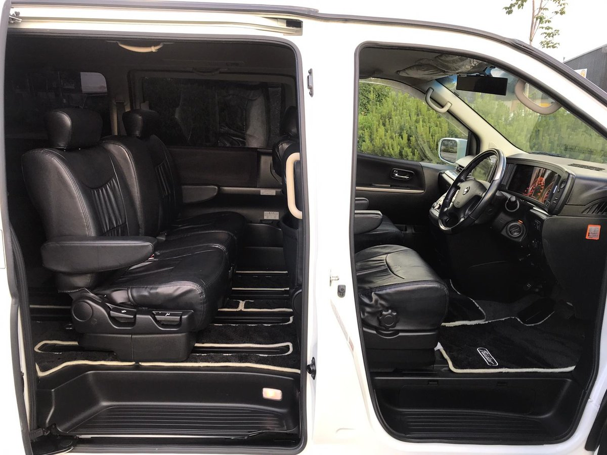 2006 FRESH IMPORT NISSAN ELGRAND RIDER 4WD AUTO 3.5 8 SEATS  For Sale (picture 5 of 6)
