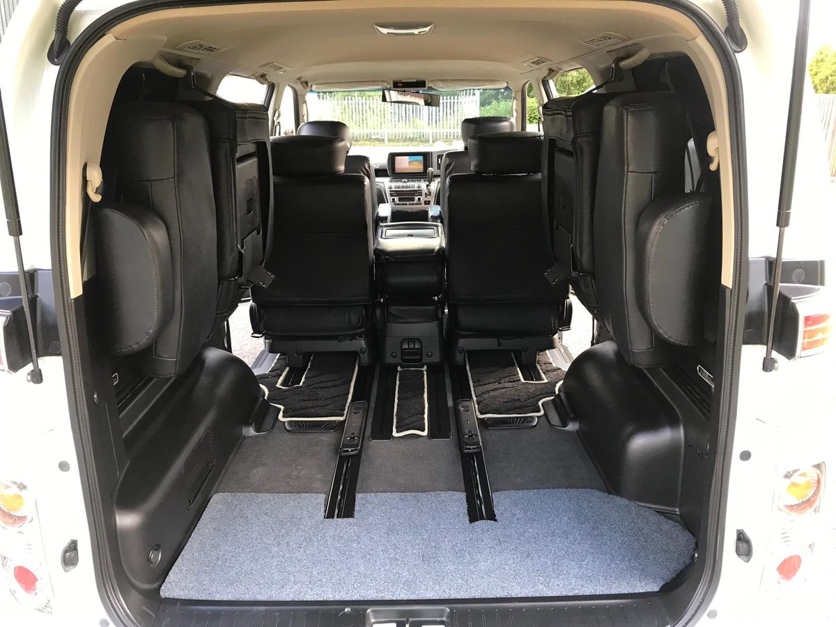 2006 FRESH IMPORT NISSAN ELGRAND RIDER 4WD AUTO 3.5 8 SEATS  For Sale (picture 6 of 6)