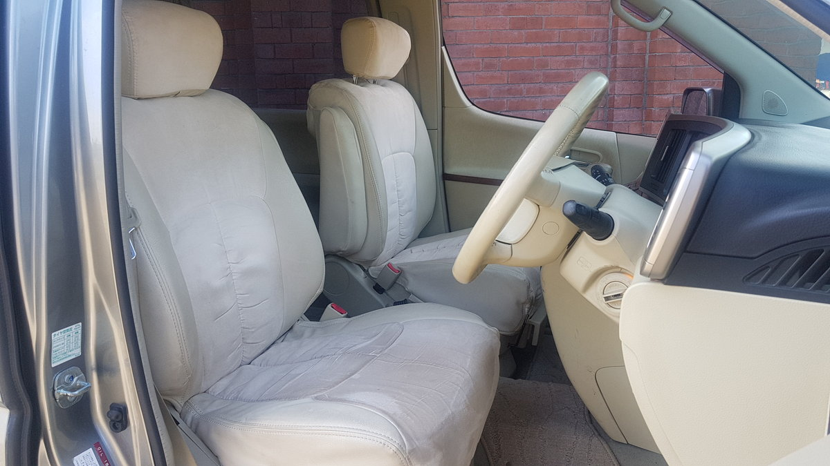 2005 NISSAN ELGRAND 3.5 X * TWIN POWER DOORS * BUSINESS SEATS *  SOLD (picture 4 of 6)