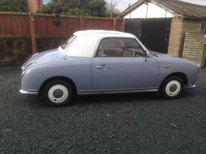 1991 Nissan Figaro 78123 Miles For Sale