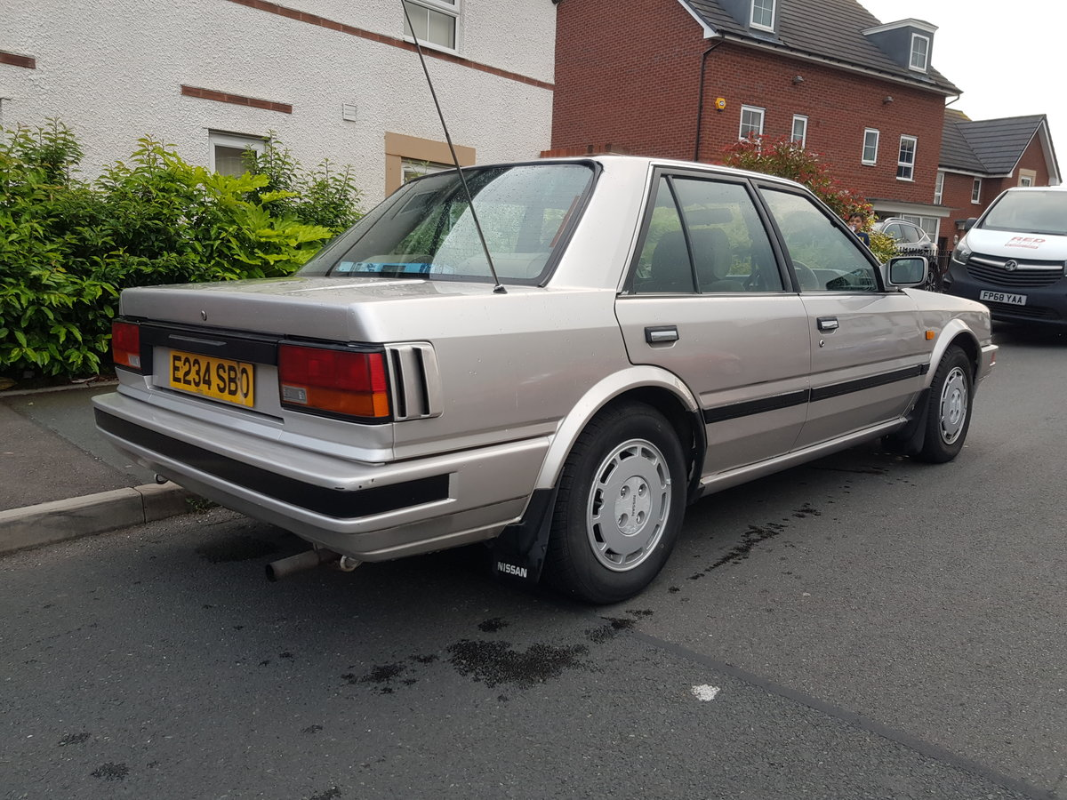 1998 1988 Nissan Bluebird 2.0 Gsx Saloon For Sale (picture 3 of 6)