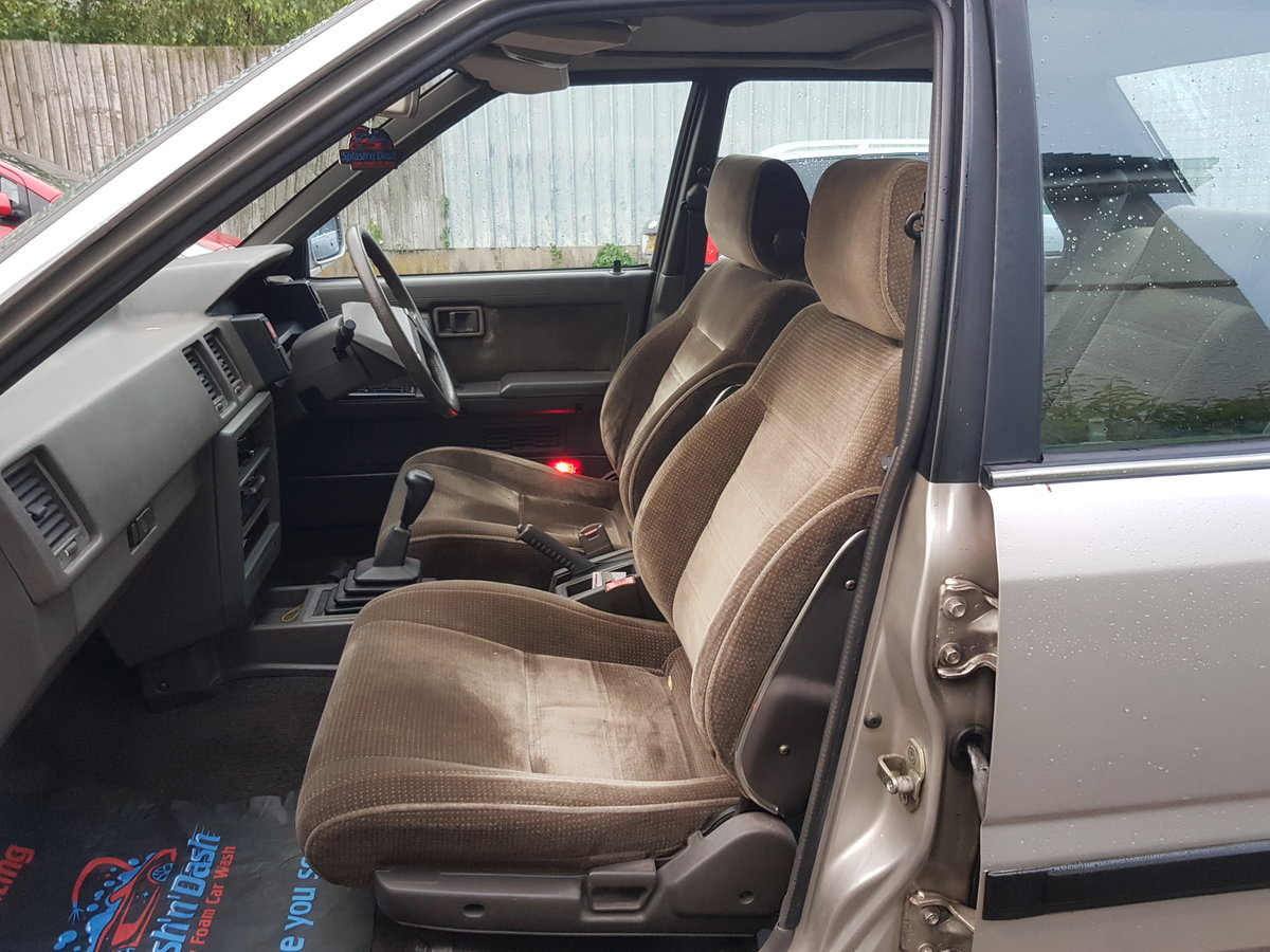 1998 1988 Nissan Bluebird 2.0 Gsx Saloon For Sale (picture 5 of 6)