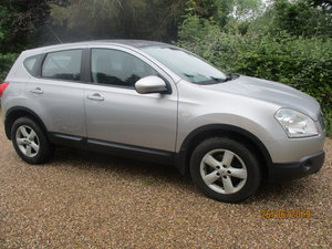 2007 SMART QASHQAI 1600cc petrol manaul WITH A TOW BAR MOT APRIL For Sale