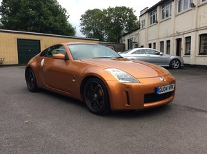 2004 Nissan 350z.  Very low mileage For Sale