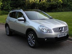 2009 Nissan Qashqai N-tec.. Auto.. Hi Spec.. Bargain..  SOLD