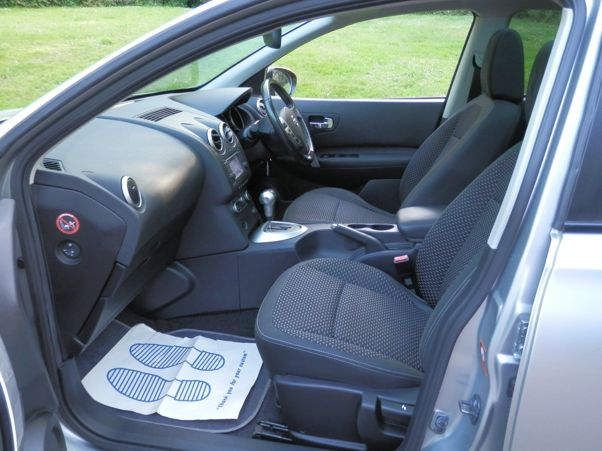 2009 Nissan Qashqai N-tec.. Auto.. Hi Spec.. Bargain..  SOLD (picture 2 of 6)
