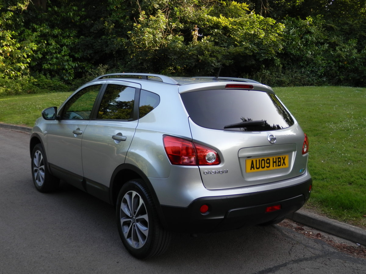 2009 Nissan Qashqai N-tec.. Auto.. Hi Spec.. Bargain..  SOLD (picture 6 of 6)