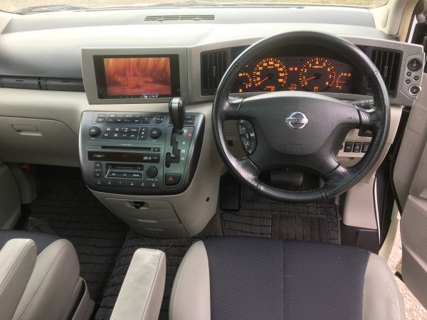 2004 FRESH IMPORT NISSAN ELGRAND HIGHWAY SEAR AUTO 3.5 4WD For Sale (picture 6 of 6)