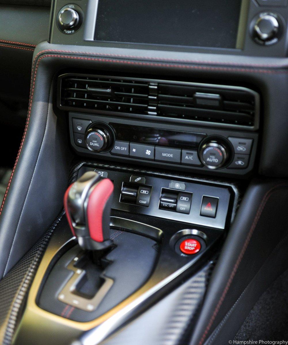 2017 Nissan GT-R Nismo 3.8 (600)