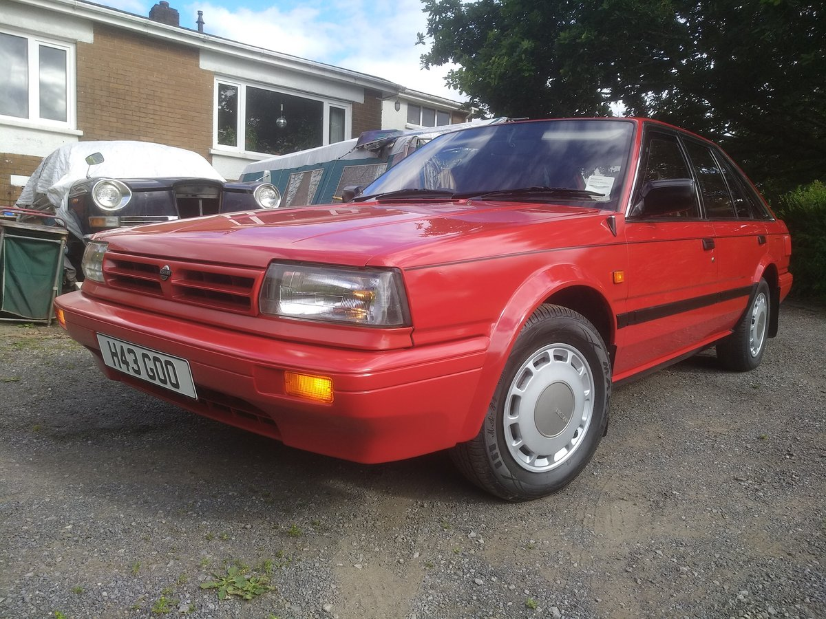 1990 Nissan bluebird 1.8 GS Automatic!! For Sale (picture 3 of 6)