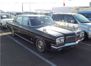 1974 Nissan President H250 For Sale