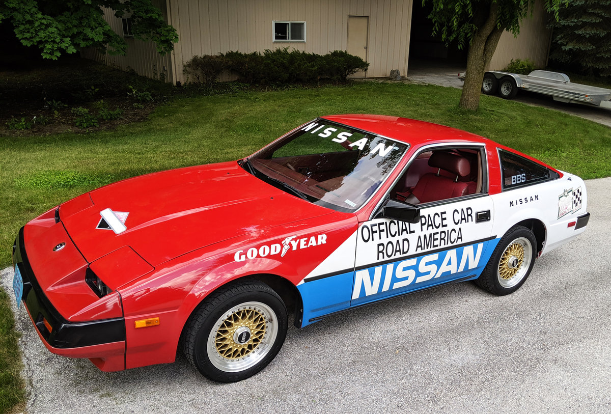 1984 Nissan 300 ZX Pace car SOLD (picture 1 of 6)