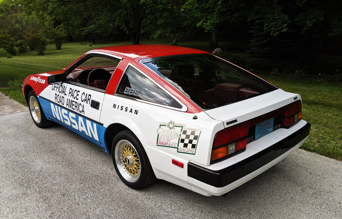 1984 Nissan 300 ZX Pace car SOLD (picture 2 of 6)