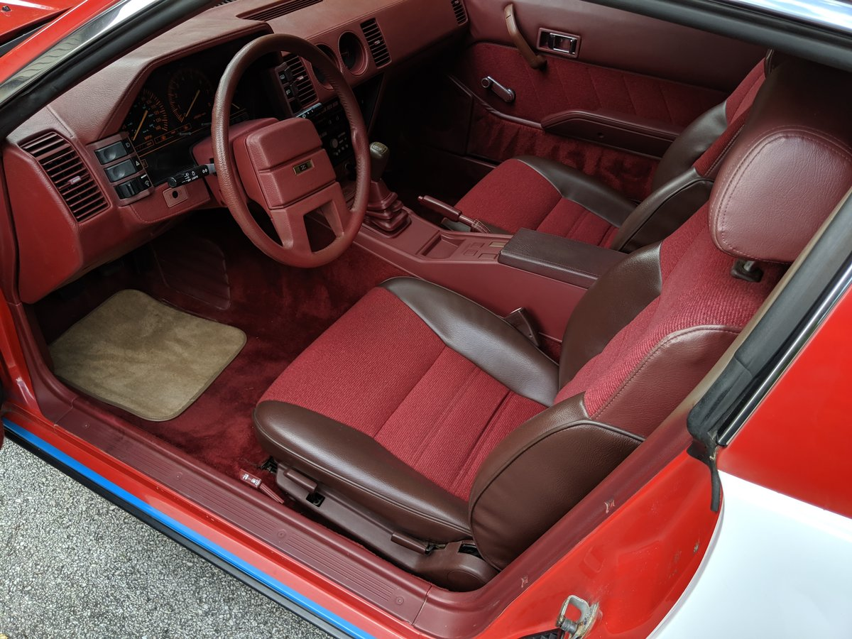 1984 Nissan 300 ZX Pace car SOLD (picture 3 of 6)