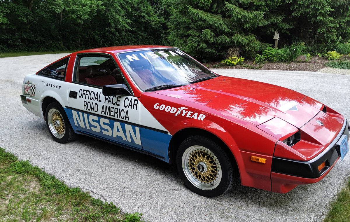 1984 Nissan 300 ZX Pace car SOLD (picture 5 of 6)