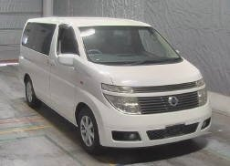 2004 NISSAN ELGRAND 3.5 AUTOMATIC * FRESH IMPORT *